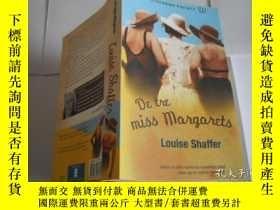 二手書博民逛書店De罕見tre miss Margarets Louise Sh