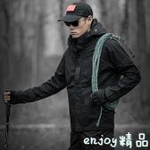 迷彩冬季加絨加厚特種兵衝鋒衣戶外軍迷服裝作戰迷彩