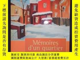二手書博民逛書店Mémoires罕見d un quartier, tome 4: Bernadette(詳見圖)Y6583 L