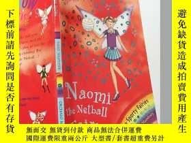 二手書博民逛書店Naomi罕見the Netball Fairy:投球仙子娜 奧米Y200392