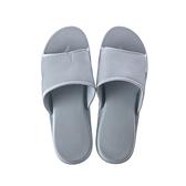 HOLA 銀離子抗菌EVA輕便室內拖鞋-海藍XL(43/44)