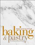 二手書博民逛書店《Baking and Pastry: Mastering th