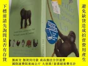 二手書博民逛書店the罕見gorilla who wanted to grow up 想長大的大猩猩Y200392