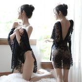 情趣睡衣 透視情趣內衣大碼夜火夫妻用品挑逗透視裝制服蕾絲網紗睡裙激情套裝騷  新主流