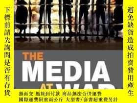 二手書博民逛書店The罕見Media At War-戰爭中的媒體Y436638 Susan L. Carruthers Pal