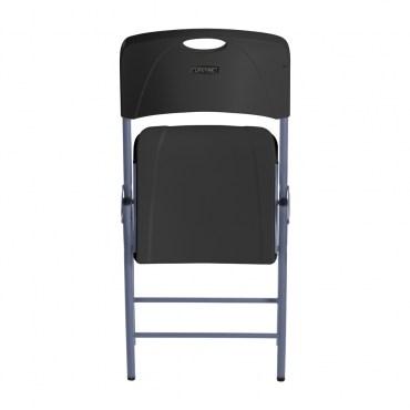 Lifetime折疊椅-黑