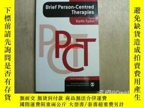 二手書博民逛書店Brief罕見person-centred therapies <Brief therapies series>