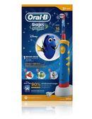 【歐樂B Oral-B】迪士尼充電式兒童電動牙刷 D10 三歲以上兒童適用(德國原裝)
