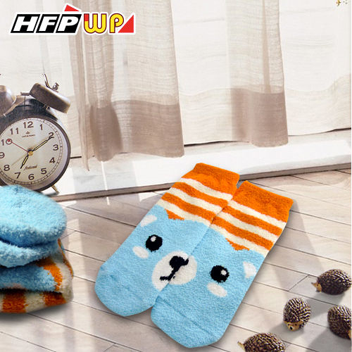 韓國進口可愛動物保暖襪SM-621716 HFPWP 超聯捷