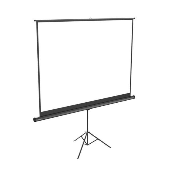 極米100英寸16:10支架幕布高清白塑投影儀幕布 可兼容16:9和4:3 星河光年DF