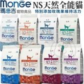 此商品48小時內快速出貨》Monge瑪恩吉》NS天然全能成貓泌尿保健/成貓化毛/室內成貓/成貓雞肉1.5kg