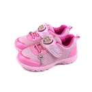 偶像學園 運動鞋 電燈鞋 粉紅色 魔鬼氈 中童 童鞋 ID5225 no865