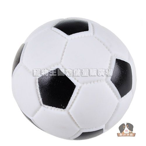 【寵物王國】H80-6中足球玩具