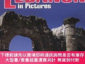 二手書博民逛書店Lebanon罕見in Pictures (Visual Geography Series)-圖片中的黎巴嫩(視覺