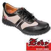 ZOBR路豹     男真皮專利綁帶式-氣墊鞋 T257系列