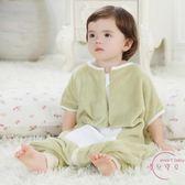 嬰兒睡袋分腿中大童防踢被寶寶睡覺護肚神器春秋冬季1-5歲空調房 618年中慶