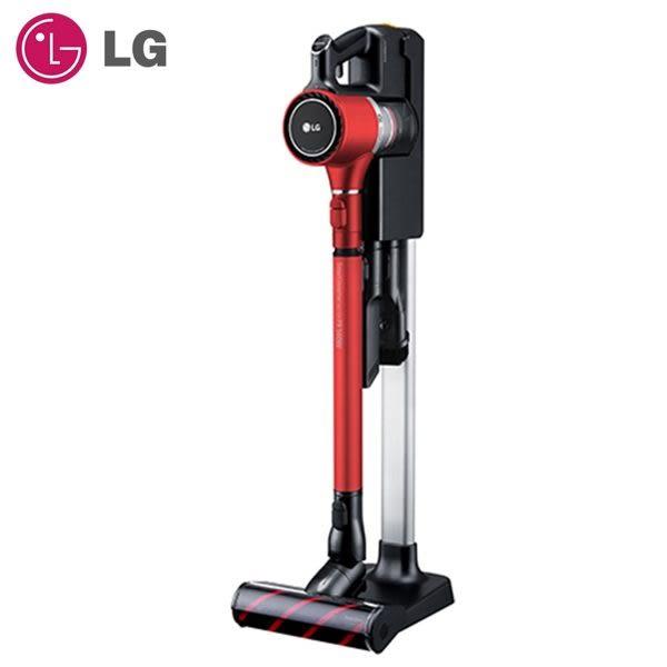 [LG 樂金]【門市展示 新機 】CordZero™ A9+ 快清式無線吸塵器 時尚紅 A9PBED2R
