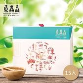 魚鱻森 原味虱目魚精(15入) 禮盒組~麗兒采家