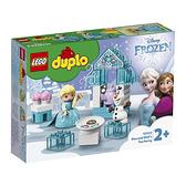 樂高積木 LEGO《 LT10920》Duplo 得寶系列  - Elsa and Olaf's Tea Party╭★ JOYBUS玩具百貨