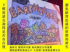 二手書博民逛書店Earthquakes罕見[精裝] [4歲及以上]Y15389