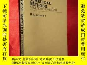 二手書博民逛書店NUMERICAL罕見METHODS A SOFTWARE AP