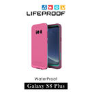 【G2 STORE】LifeProof Samsung Galaxy S8 Plus FRE 全包系列 防水防摔保護殼 - 粉色