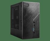 華擎 INTEL DeskMini H470 迷你準系統 i3-10100+8GB+512G M.2固態
