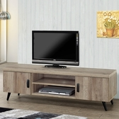 Homelike 布里斯5尺電視櫃(古橡木)