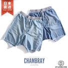 短褲 寬鬆水手布薄款飛鼠褲