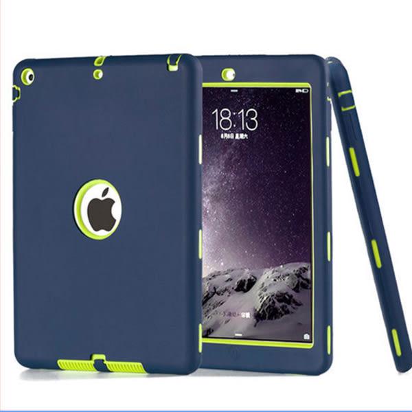 iPad air2 保護殼 矽膠套 mini123 防摔抗震 全身包邊 加厚外殼 美樂蒂
