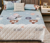 冬季加厚夾棉床單單件學生宿舍單雙人床1.8米1.5m兒童被單罩2.0床 小時光生活館