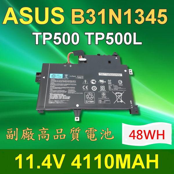 ASUS 華碩 B31N1345 3芯 日系電芯 電池 B31N1345 0B200-00990100M TP500 TP500L TP500LA TP500LN