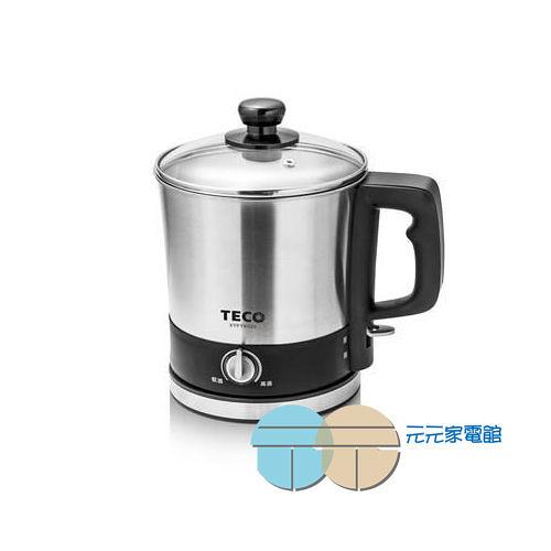 TECO 東元 不鏽鋼快煮美食鍋 XYFYK020