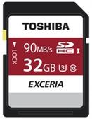 【Toshiba】32GB SDHC UHS-I U3 C10 R90 記憶卡 THN-N302R0320A4