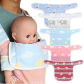 六層紗 背巾口水巾 揹巾環繞墊 純棉紗布揹巾口水墊 RA11919 好娃娃