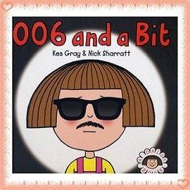 【麥克書店】006 AND A BIT /英文繪本《主題:幽默》