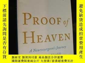 二手書博民逛書店Proof罕見of Heaven:A Neurosurgeon