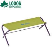丹大戶外用品 日本【LOGOS】73176005 雙色雙人長凳 折疊椅/休閒椅/躺椅
