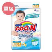 GOO.N 日本大王 頂級境內版紙尿褲M (單包)【產地日本】【佳兒園婦幼館】