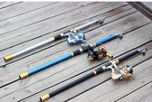 海竿套裝全套組合海桿拋竿海釣竿遠投竿超硬甩桿釣魚竿第七公社