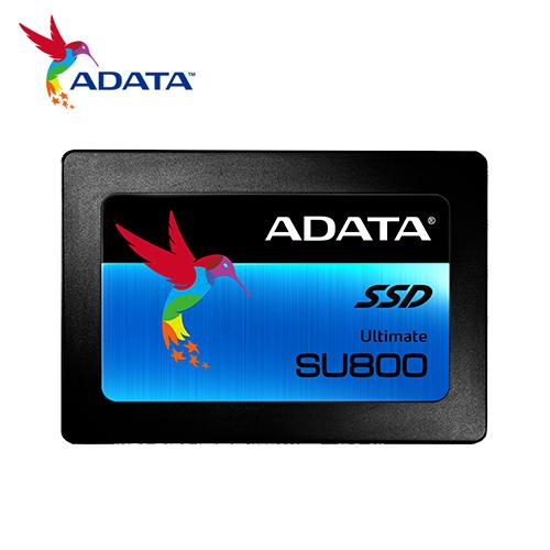 ADATA 威剛 Ultimate SU800 1T B 2.5吋 SSD 固態硬碟 (3年保固)