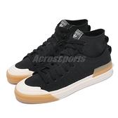 【海外限定】adidas 休閒鞋 Nizza Hi DL 黑 白 男女鞋 帆布鞋 復古 愛迪達 三葉草 【ACS】 G58616