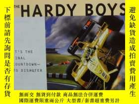 二手書博民逛書店Double罕見Jeopardy (The Hardy Boys