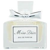 Dior迪奧 Miss Dior淡香精5ml無盒裝(禮盒拆售)【QEM-girl】
