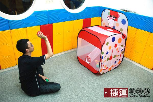 折疊帳篷兒童投籃遊戲球屋626