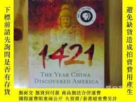 二手書博民逛書店1421罕見the year china discovered