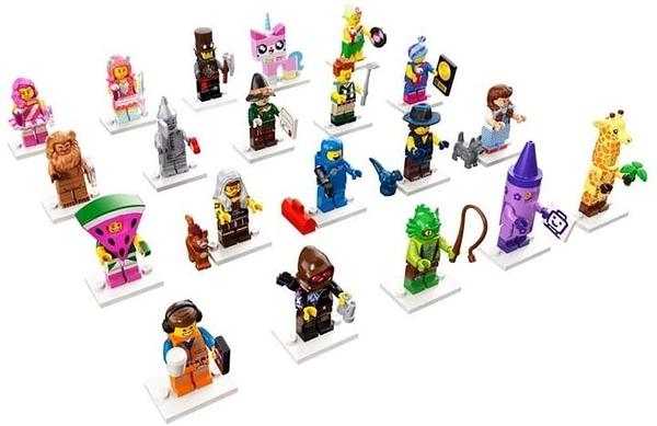 LEGO 樂高 電影系列2綠野仙踪Minifigure系列-完整版20(71023)
