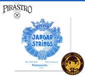 【小麥老師樂器館】丹麥 JARGAR 大提琴弦 套弦 弦組 藍