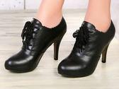 高跟裸靴-新品修身輕盈女靴子2色ws40[巴黎精品]