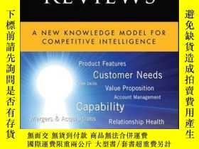 二手書博民逛書店Win罕見  Loss Reviews: A New Knowledge Model for Competitiv